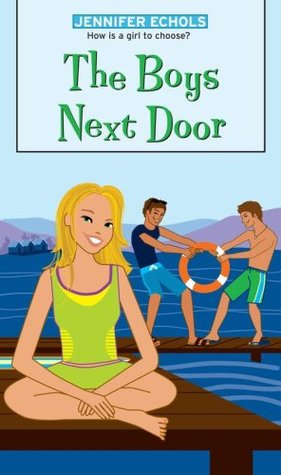 The Boys Next Door (The Boys Next Door #1)
