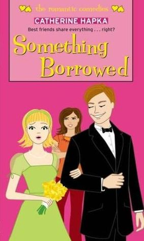 Something Borrowed by Catherine Hapka