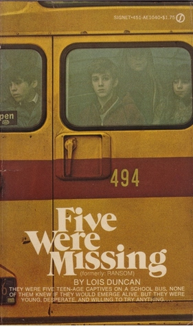 Five Were Missing by Lois Duncan