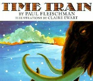 Time Train by Paul Fleischman