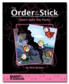 The Order of the Stick: Don't Split the Party (The Order of the Stick, #4)