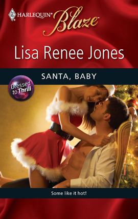 Read online Santa, Baby (Dressed to Thrill #4) PDF