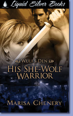 His She-Wolf Warrior by Marisa Chenery