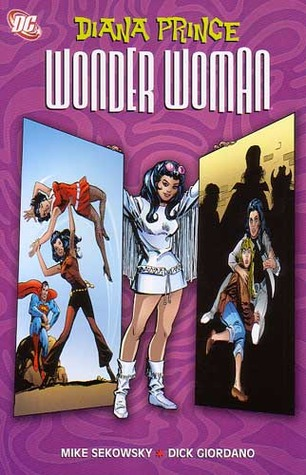 Diana Prince, Wonder Woman, Vol. 2 by Mike Sekowsky