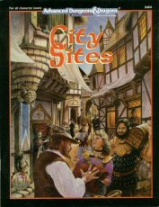 City Sites by Skip Williams