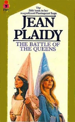 The Battle of the Queens by Jean Plaidy