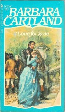 Love For Sale by Barbara Cartland