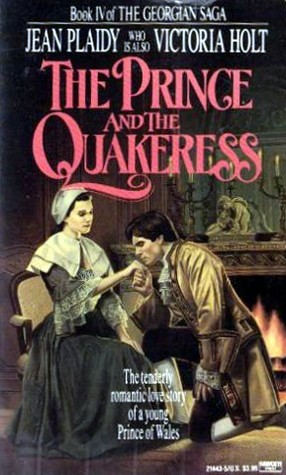 The Prince and the Quakeress (Georgian Saga, #4)