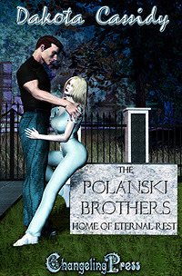 Home of Eternal Rest (The Polanski Brothers, #1)
