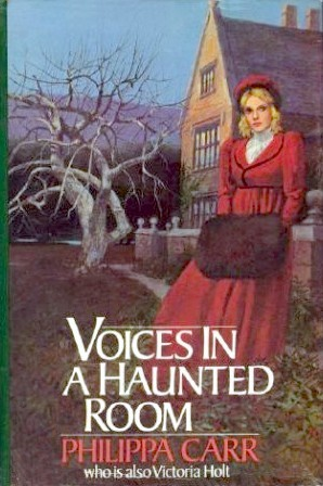 Voices in a Haunted Room (Daughters of England, #11)