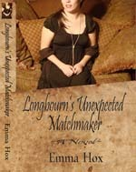 Longbourn's Unexpected Matchmaker by Emma Hox