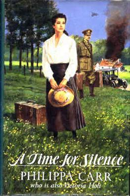 A Time for Silence (Daughters of England, #17)