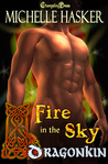Fire in the Sky (Dragon Kin, #1)