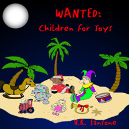 WANTED by V.K. Sansone
