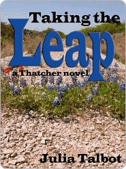 Taking the Leap (Thatchers, #3)