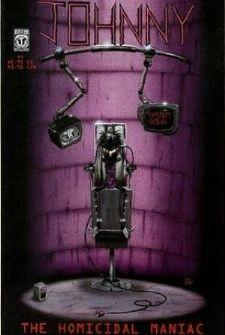 Johnny the Homicidal Maniac #4 by Jhonen Vasquez