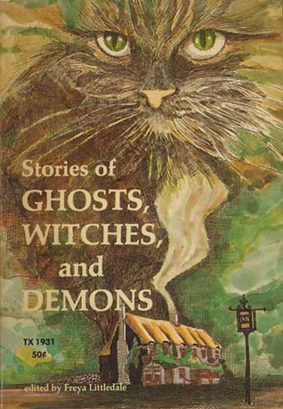 Stories of Ghosts, Witches, and Demons