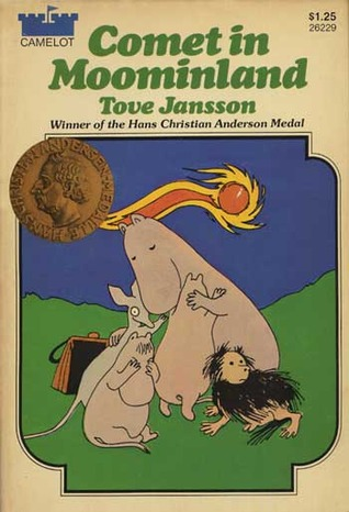 Comet in Moominland, 1 by Tove Jansson