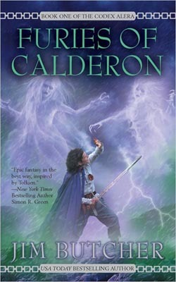 Furies of Calderon by Jim Butcher