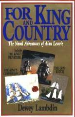 For King and Country: The Naval Adventures of Alan Lewrie