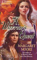 A Warrior's Quest by Margaret Moore