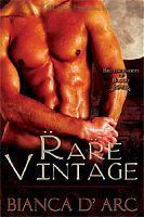 Rare Vintage (Brotherhood of Blood, #2)