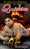 Special Agent Santa by Denise A. Agnew