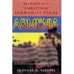 """The Secrets of a Christian """"Terrorist"""" State by Samuel Weems"""