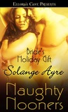 Bride's Holiday Gift (Star Brides, #3) by Solange Ayre