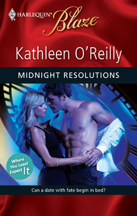Midnight Resolutions (Where You Least Expect It #2) (Harlequin Blaze #515)