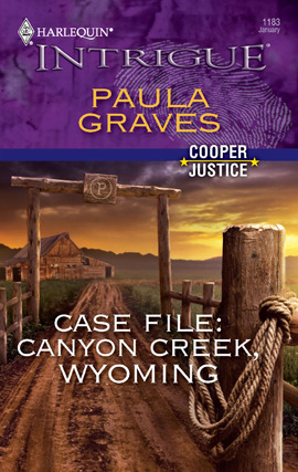 Case File by Paula Graves
