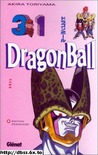 Dragon Ball, Tome 31 : Cell