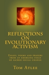 Reflections on Evolutionary Activism: Essays, poems and prayers from an emerging field of sacred social change