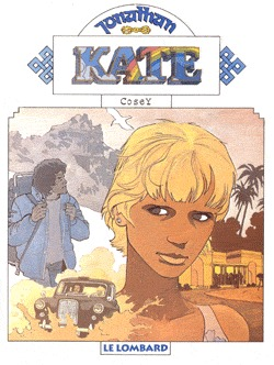 Kate (Jonathan, #7)  by  Cosey