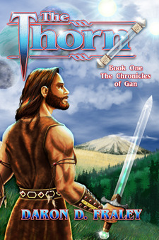 The Thorn (The Chronicles of Gan, #1)