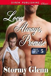 Love, Always, Promise by Stormy Glenn