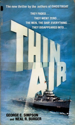 Thin Air by George E. Simpson