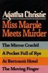 Miss Marple Meets Murder: The Mirror Crack'd / A Pocket Full of Rye / At Bertram's Hotel / The Moving Finger