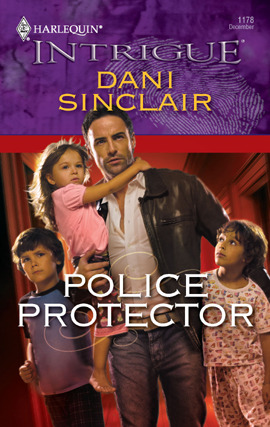Police Protector by Dani Sinclair