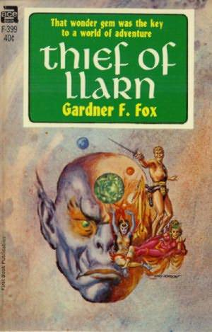 Read online Thief of Llarn (Alan Morgan #2) PDF by Gardner F. Fox