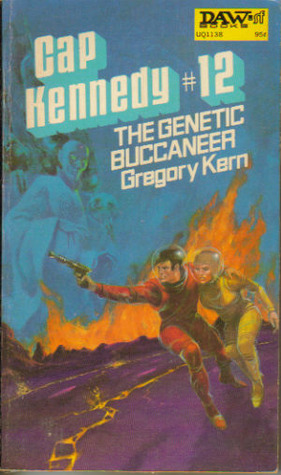 The Genetic Buccaneer (Cap Kennedy, #12)