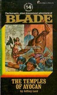 Review The Temples of Ayocan (Richard Blade #14) RTF