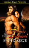 Flames of Arousal (Xylon Warriors, #3)