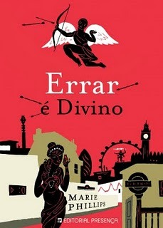Errar é Divino by Marie Phillips