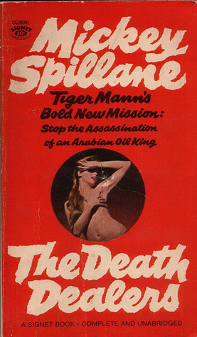 The Death Dealers by Mickey Spillane