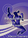 Fight to the Finish (The Specialists, #5)