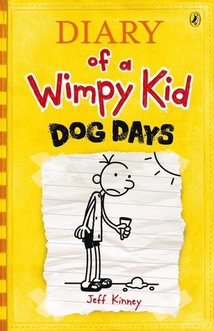 Dog Days: Diary of a Wimpy Kid (Diary of a Wimpy Kid, Book 4)