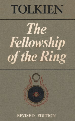 The Fellowship of the Ring by J.R.R. Tolkien