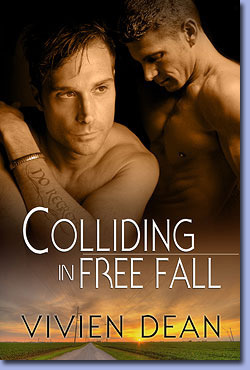 Colliding in Free Fall by Vivien Dean