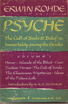 Psyche, 2 Vols by Erwin Rohde